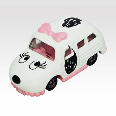 DREAM SNOOPY BELLE車