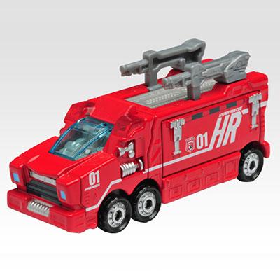 緊急救援車
