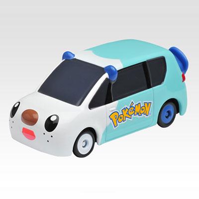NO.145 DREAM 神奇寶貝-水水獺車