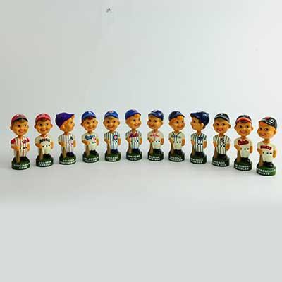 MLB大聯盟球隊搖頭娃娃