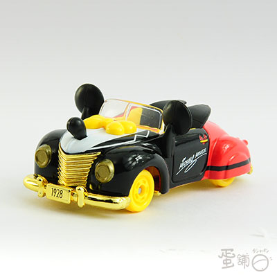 米奇敞篷跑車(東京迪士尼限定)
