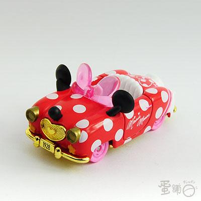 米妮敞篷跑車(東京迪士尼限定)