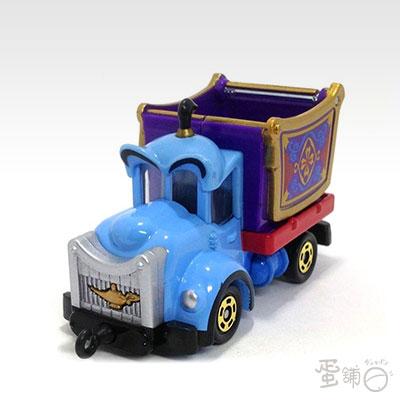 阿拉丁精靈車(東京迪士尼限定)