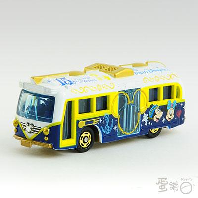 東京迪士尼海洋15周年紀念巴士(東京迪士尼限定)