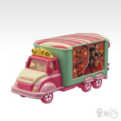 破壞王夢幻卡車