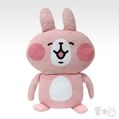 卡娜赫拉絨毛抱枕45cm-小兔兔