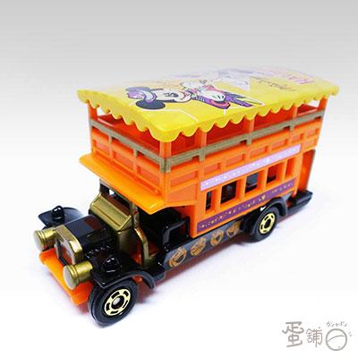 2016萬聖節公共汽車(東京迪士尼限定)