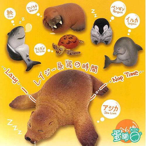 休眠海洋動物園