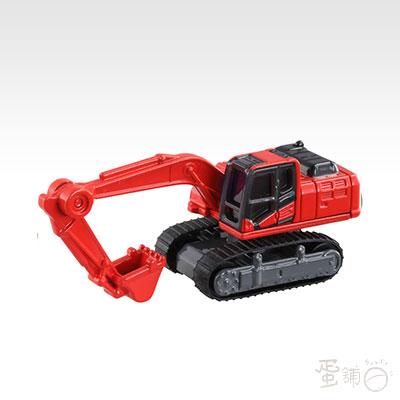 重型建築設備挖掘機(Tomica Shop限定)