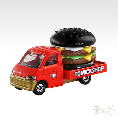 豐田雙層漢堡車(Tomica Shop限定)