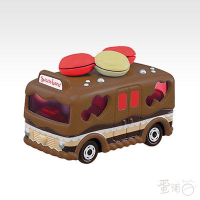 45週年咖啡色馬卡龍蛋糕車 SP