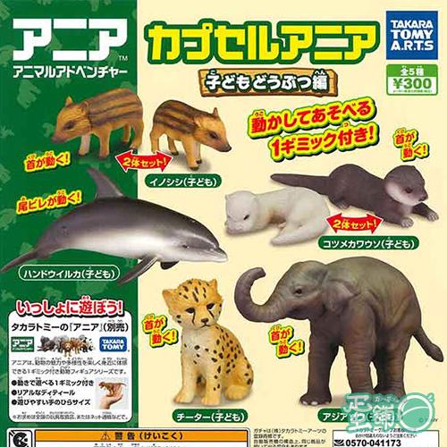 多美動物園動物寶寶篇