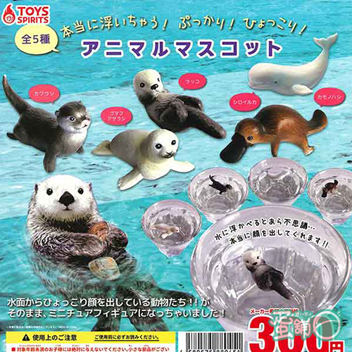 水面漂浮動物