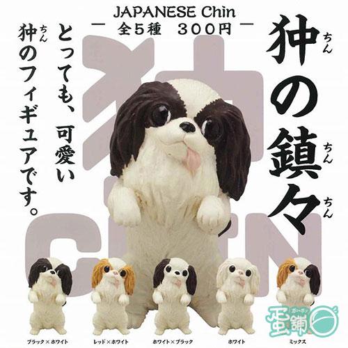 日本狆公仔
