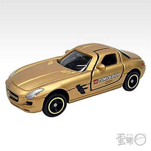 MERCEDES-BENZ SLS AMG(Tomica Shop限定)
