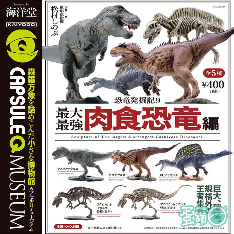 袖珍博物館-恐龍發掘記P9