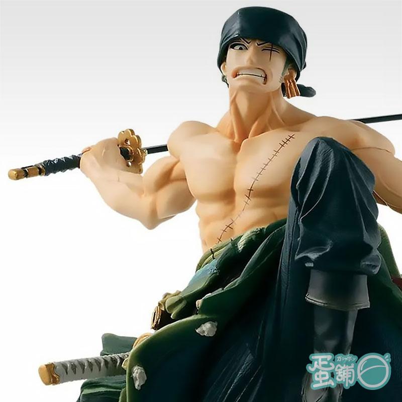 海賊王 BWFC 造形王頂上決戦 vol.1 索隆